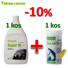 Super 10 in Omega 3 Plus