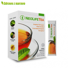NeoLife TEA -  Beli, zeleni in črni čaj