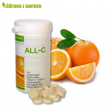 ALL - C vitamin za otroke